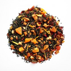 Té negro Peach Grey